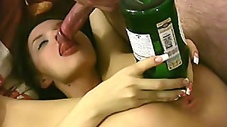 Hot pale girl pussy