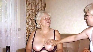 ILOVEGRANNY Grannies With Full Mouth Of Cum