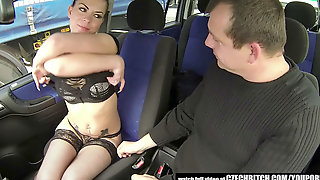 Inked Amateur Czech Hooker Prostituting Herself For Quick Cash