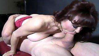Mature Pornstar Slut And His Fat Old Dick Get It On