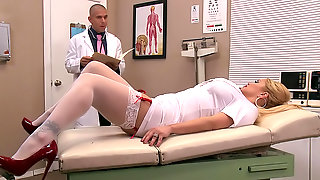 Mick Blue Fucks Perverted Nurse Shyla Stylez