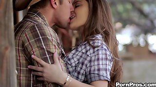Farm Girl Dani Daniels Erotic Hardcore