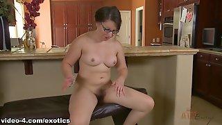 Incredible Pornstar In Amazing Big Ass, Hairy Adult Scene