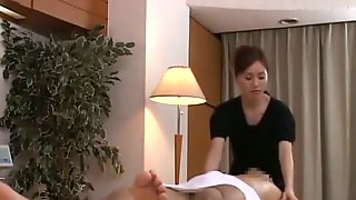 Massage blow job japanese consider, what