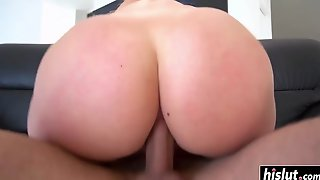 Giant Round Ass Got Banged Raw