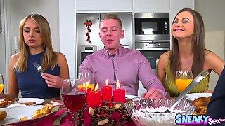 Naughty Blonde Slut Seduces And Fucks Her Friends Boyfriend