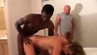 Wife Fucked By Black Guys And Husband