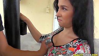 RealityKings - 8th Street Latinas - Nailed It