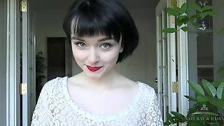 Matilda Bow In Interview Movie - AtkHairy