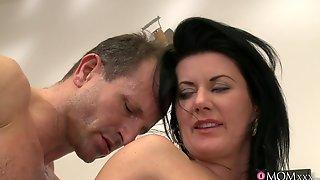 Hottest Pornstars George, Olivia Wilder In Horny Big Ass, Stockings Porn Scene