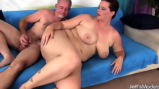 Super Sexy And Thick Plumper Gives Her Buddy A Wonderful
