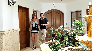 Bianca Resa Enjoys Hard Anal Fuck After Some Outdoor Fuck With Her Man