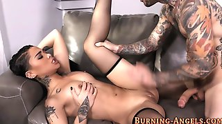 Kinky Babe Gets Pounded
