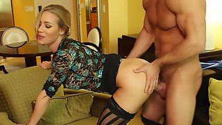 Hot Blonde Is Making Great Porn Videos