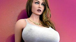 Teen Sex Doll Brunette Realistic Sex Dolls