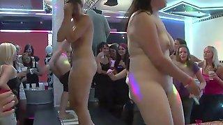 A Fuckin Stripper Contest Of Some Sort