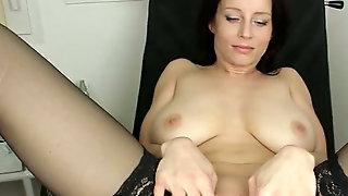 Sabrina Examination Video/Sabrina. Part 2