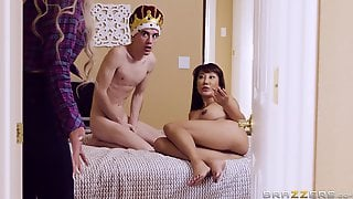 Tiffany Rain Is The MILF Who Loves Fucking Her One And Only King