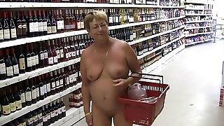 Shopping Naked