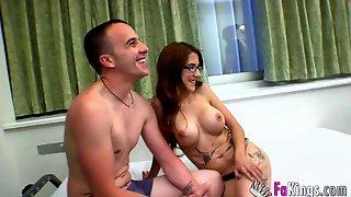 Eye-Opening Spanish Swinger Couples Lustful Sex Scene