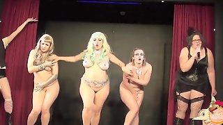 Porn cabaret Cabaret Erotica