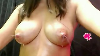 Big Milking Boobs Chubby Girl Webcam