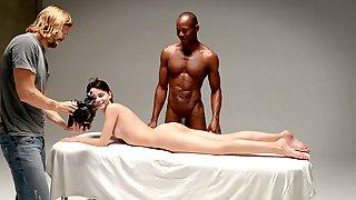 Ariel+Mike Art Nude Massage