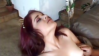 Freaky Redhead Midget Girl Gets Fucked By Her Horny Dwarf