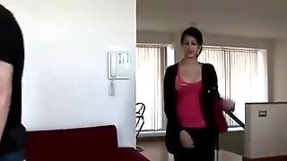 Pakistani Escort In A Punting Threesome