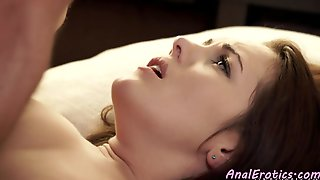 Gorgeous Babe Assfucked From Behind