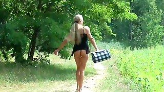 sex im wald video