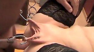 Incredible Amateur Close-up, BDSM Porn Clip