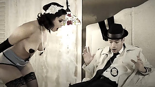You Must To See A Thrilling Brazzers Porn Scene In Vintage Style!