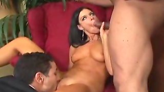 Husband Watches Her Fuck Another Man