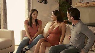 Hypnotizing Babe Abella Danger Rides A Big Dick Gracefully