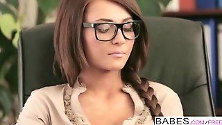 Babes - Office Obsession - Alexis Brill And Viktor Solo - Ir