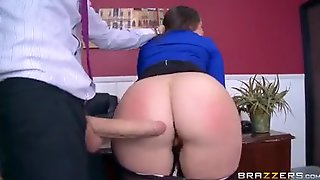 Lola Foxx The Office Slut Needs A Hard Cock In Her Ass