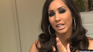 Isis Love Is A Kinky Hot Latina Slut Who Loves To Dress Up In Hot Lingerie For Her Guy