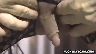 Enormous Erect Clit