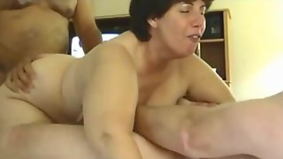 amateur video chubby wife mmf threesome