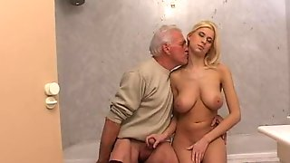 Old man Teenager Sex