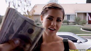 Alina Lopez & Kali Roses Fucked By A Masseur After Rubdown