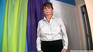 Milf Step Mom Loves When Step Son Hard