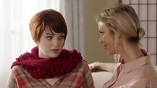 Cute Bree Daniels Likes To Masturbate With A Friend More Than Anything