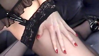 Check My MILF Giving Instructions How To Pleasure Yourself