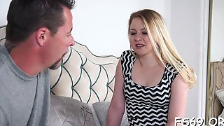 Teen Gets Seduced By Her Uncle Clip Video 1
