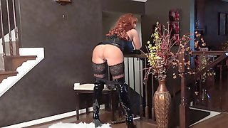 Mistress Wants You To Cum On Her Boots