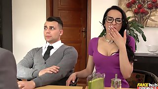 Sex-Addicted Stepmother Makes A Hot Amoral Surprise