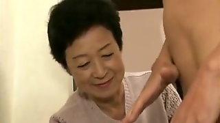 Japanese Grandmother 3