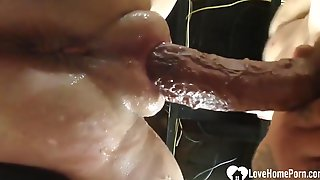 Girlfriends Pumped Pussy Gets Fucked And She Squirt All Over Me